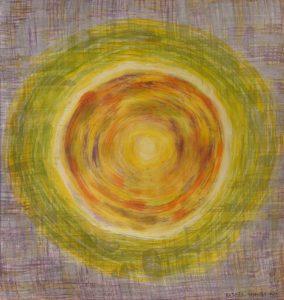 POKOJ 2012 <br/> … rovnováha, harmónia, celok … <br/> 72 cm x 70cm